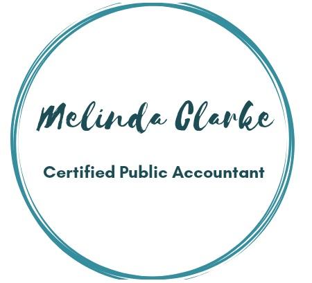 Melinda D. Clarke, CPA., P.C. Logo